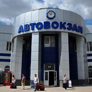 Автовокзалы Сочи