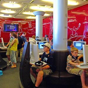 Интернет-кафе Сочи