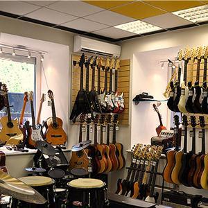 Музыкальные магазины Сочи