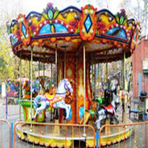 Парки культуры и отдыха Сочи