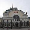 Железнодорожные вокзалы в Сочи