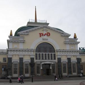 Железнодорожные вокзалы Сочи